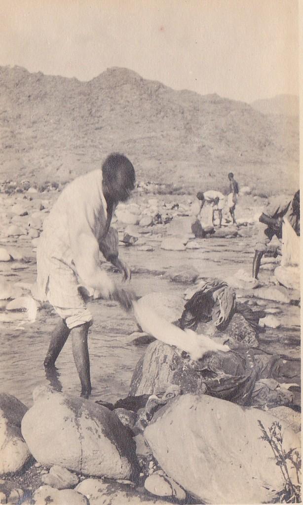 Dhobi WW1