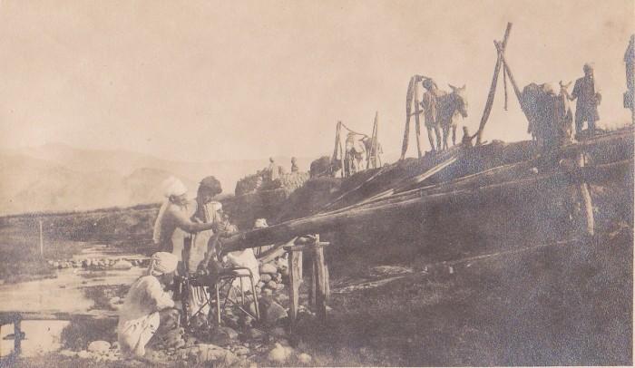 Pakhalli Swat Campaign 1915
