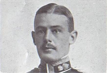 Lieutenant Richard Phayre