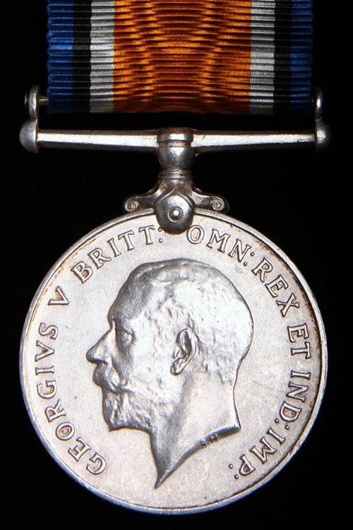 The british war medal WW1 Medal