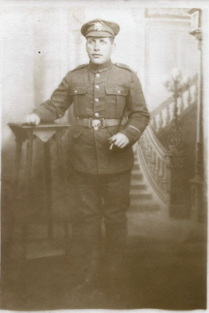WW1 Wound Stripe