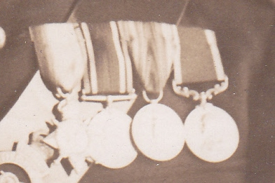 WW1 Medals to enable you to Interpret WW1 photographs