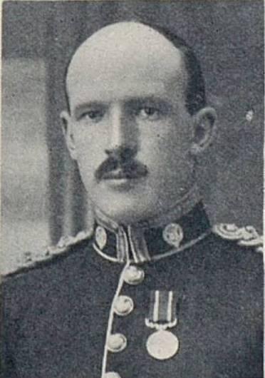 Captain Reinfred Tatton Arundell 2nd Rajputs