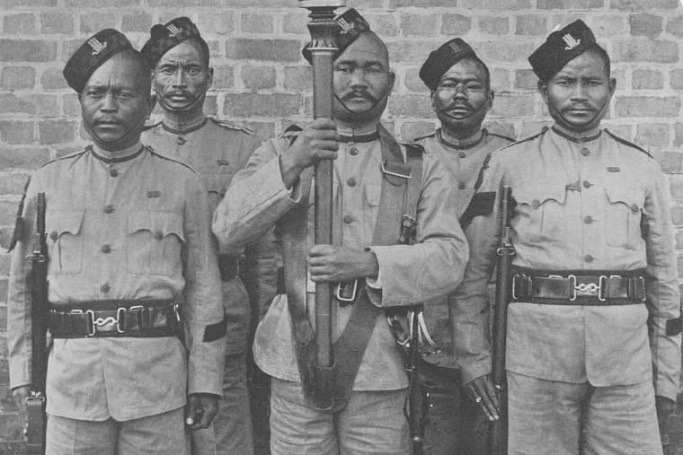 Gurkhas WW1