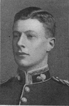 Maurice Dease VC