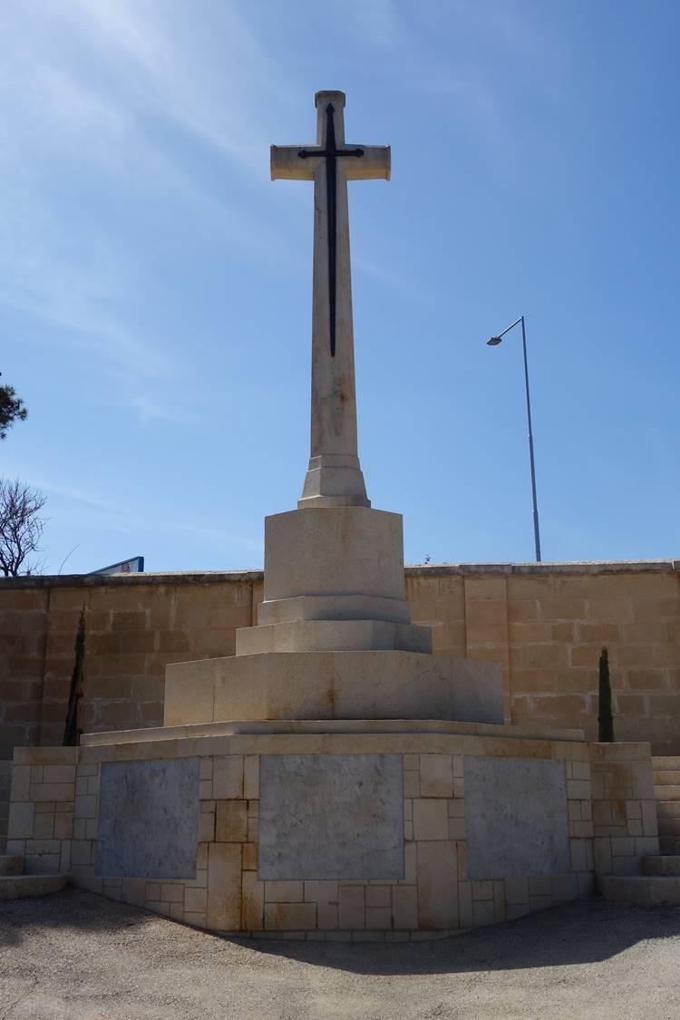 Pembroke Memorial Pembroke Military Cemetery Malta
