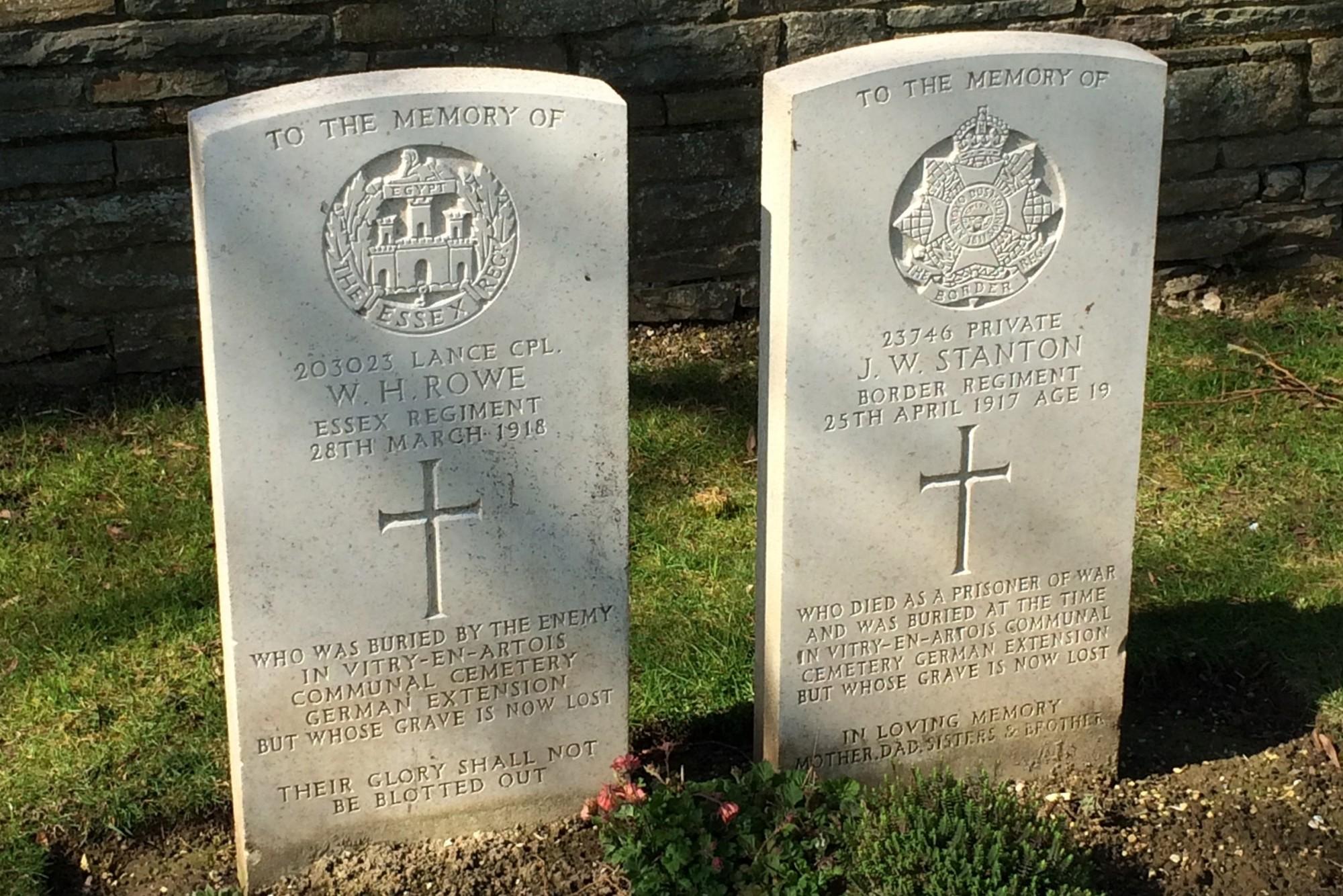 Brown's Copse Cemetery (1)