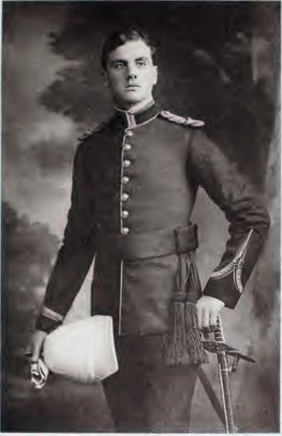 Captain St. John Vahon Baker