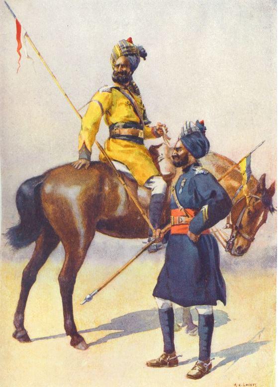 1st Duke of York's Own Skinner's Horse
