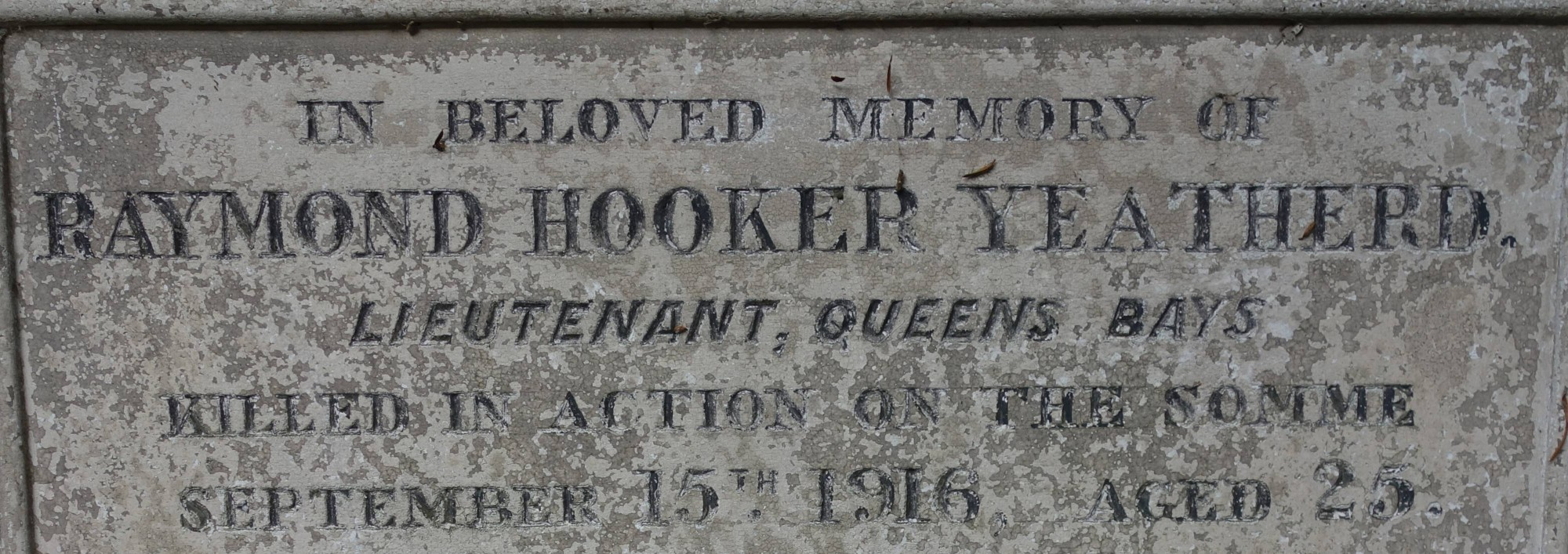 raymond-hooker-yeatherd-2nd-dragoon-guards-queens-bays