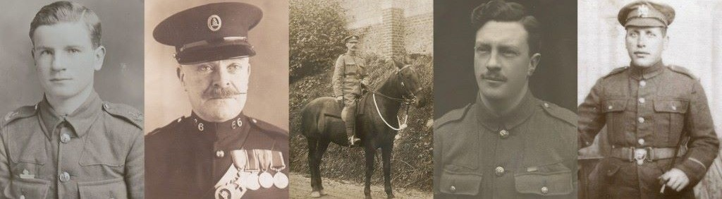 Researching the Lives and Service Records of First World War Soldiers
