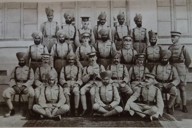 26th Punjabis 1914