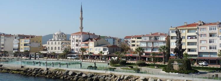 Eceabat Seafront Gallipoli