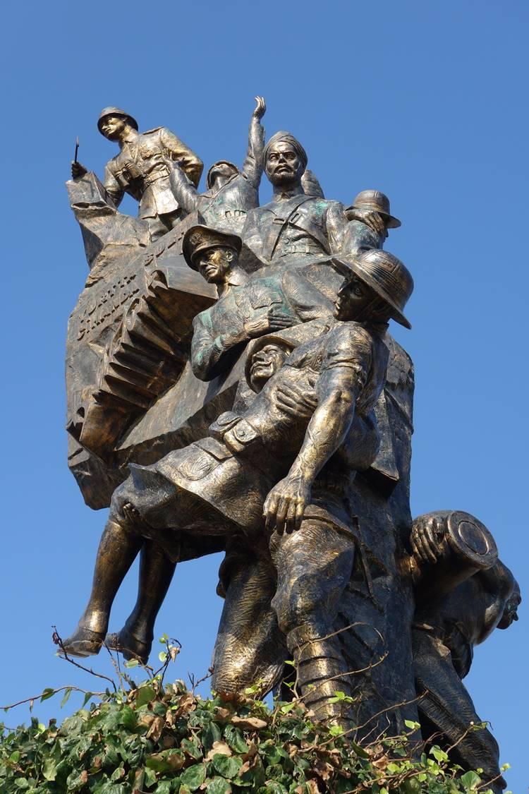 Eceabat Statue, Gallipoli.