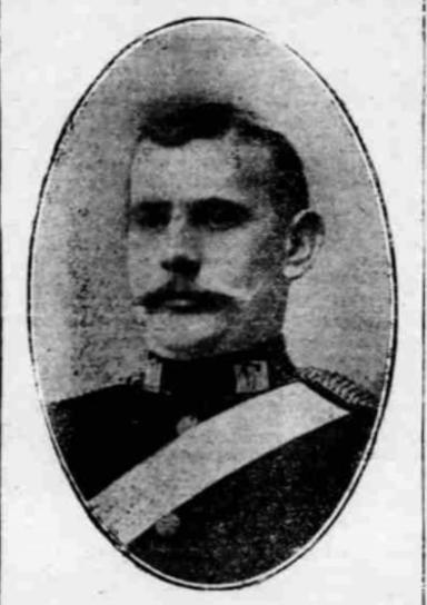 George Gardner 6th Inniskilling Dragoons Gloucester Journal