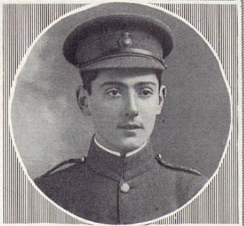 Francis Ellison Levita 4th Hussars