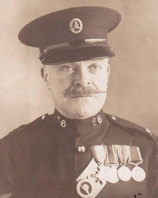 William Bryant 1914-15 Star