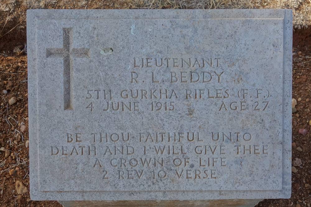 Rafe Langdon Beddy Pink Farm Cemetery