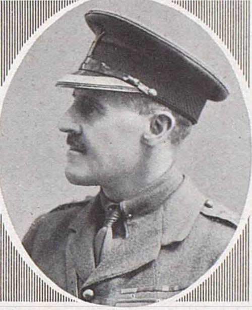 Captain Arthur Percy Palmer