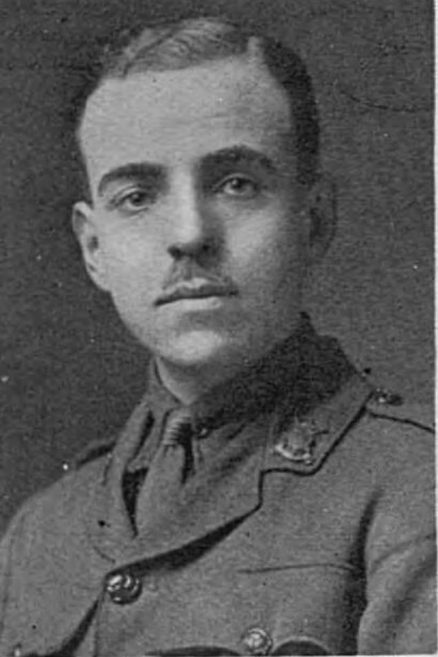 John Eric Bovill 6th Dragoon Guards (Carabiniers)