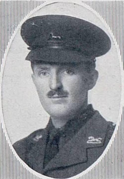 Lieutenant Samuel Tudor Barr 3rd (King's Own) Hussars