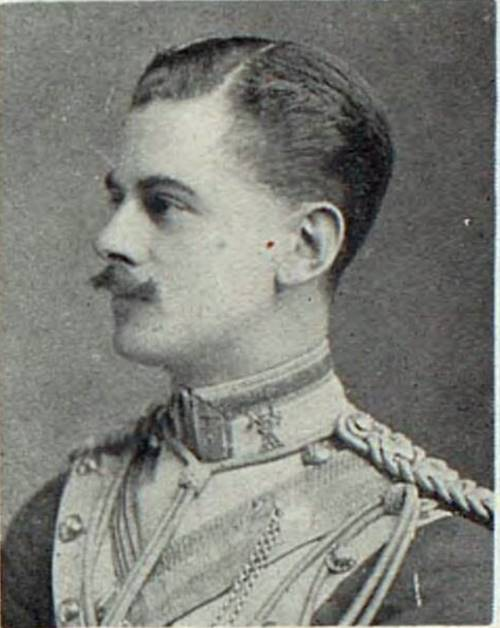 Percy Hume Allfrey Anderson 21st Lancers