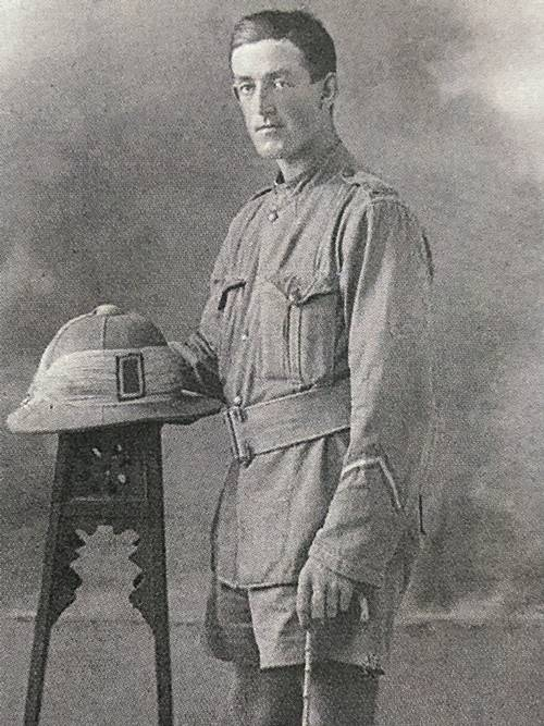 Percy Alexander Saunders Norfolk Yeomanry