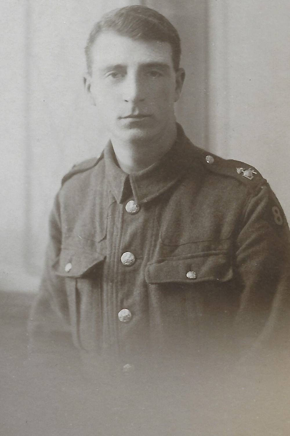 Unknown Private 8th Battalion The Lancashire Fusiliers